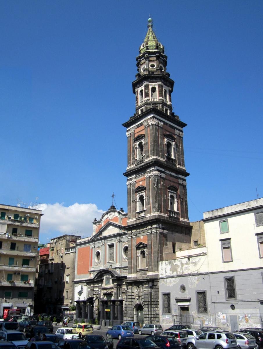 Napoli_-_Basilica_Santuario_di_Santa_Maria_del_Carmine_Maggiore