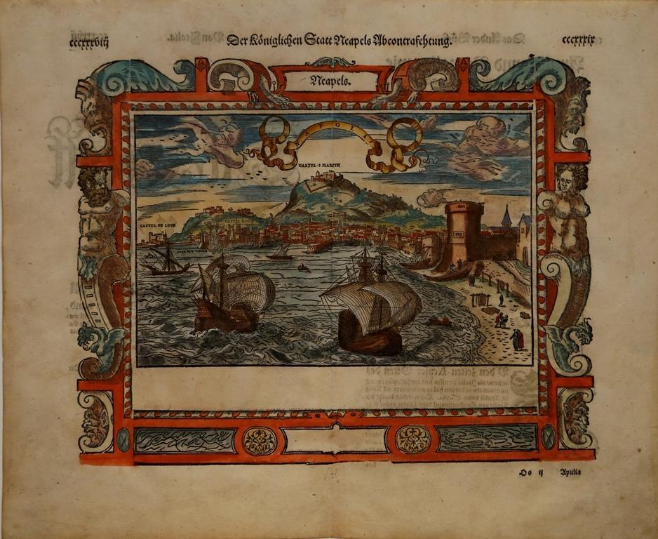 Neapels-Sebastian-MUENSTER-Editore-Basilea-1572