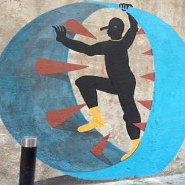 Ciop&Kaf, l'arte urbana per Napoli