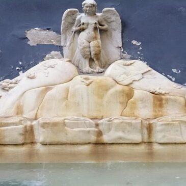 Napoli è nata da una sirena