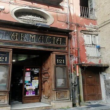 Le antiche Farmacie di Napoli